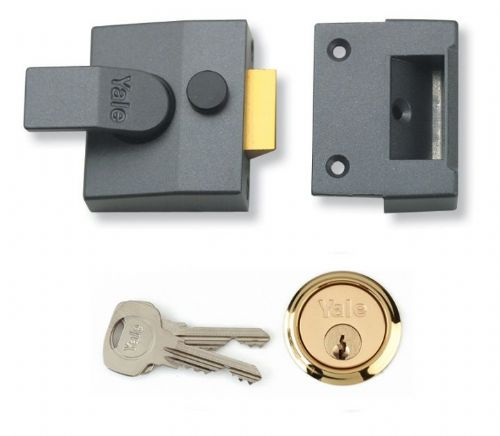 Yale 85 & 89 Deadlocking Rim Nightlatches
